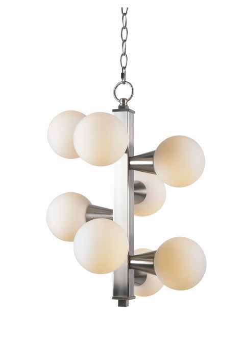 Vaughn 8 Light Chandelier With