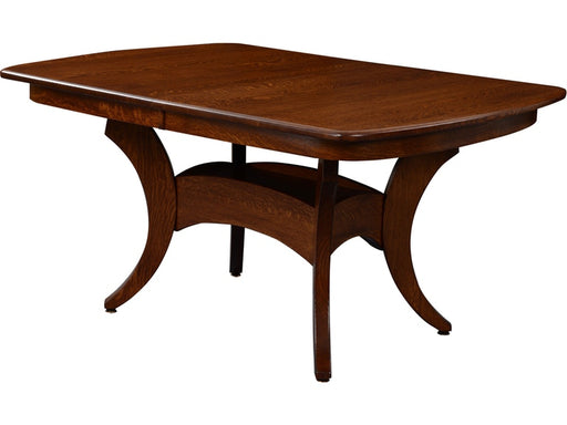Galveston Custom Amish Dining Table Set