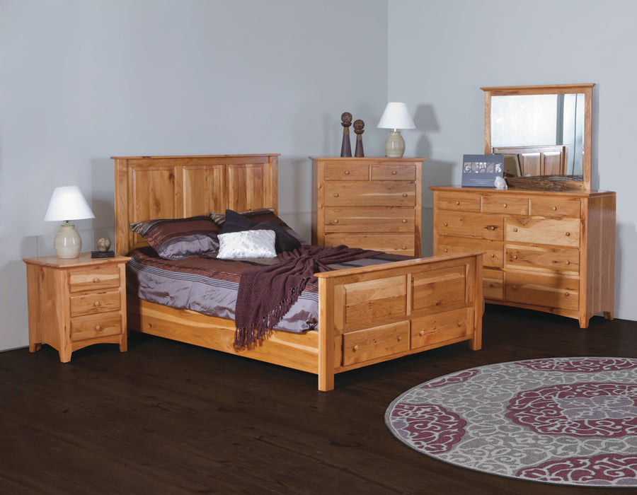 The Shaker Bedroom Collection