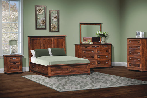 The Rosedale Bedroom Collection
