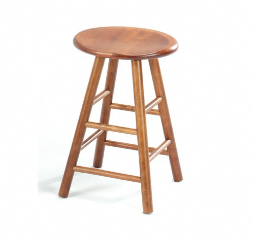 "Swivel 24"" Saddle Barstool (5193)"