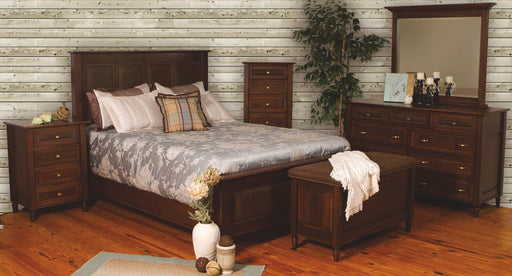 The Stonebriar Bedroom Collection