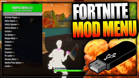 Fortnite Mod menu-Supreme Wizardry