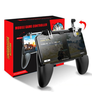 All-in-One Mobile Game Controller Fortnited Mobile Joystick Gamepad