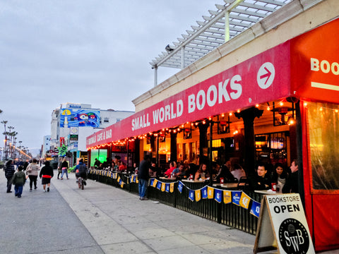 7 Iconic Los Angeles Bookstores