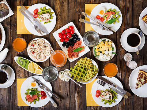 The Healthiest Brunch Spots in LA [by Neighborhood]