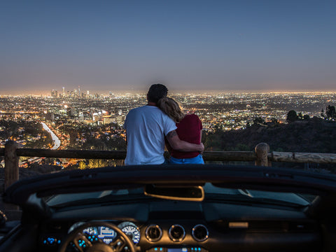 The Most Romantic Things to Do in Los Angeles