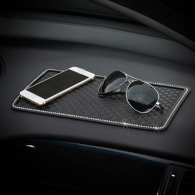 Crystal Anti-Slip Dashboard Pad - Carreau