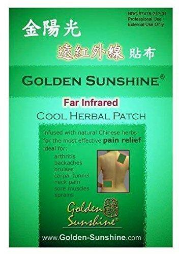 Golden Sunshine - Far Infrared Cool Herbal Patch