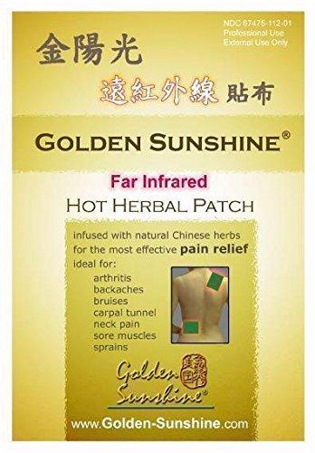 Golden Sunshine - Far Infrared Hot Herbal Patch