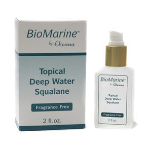 Biomarine Oceana- Topical Deep Water Squalene. Fragrance Free