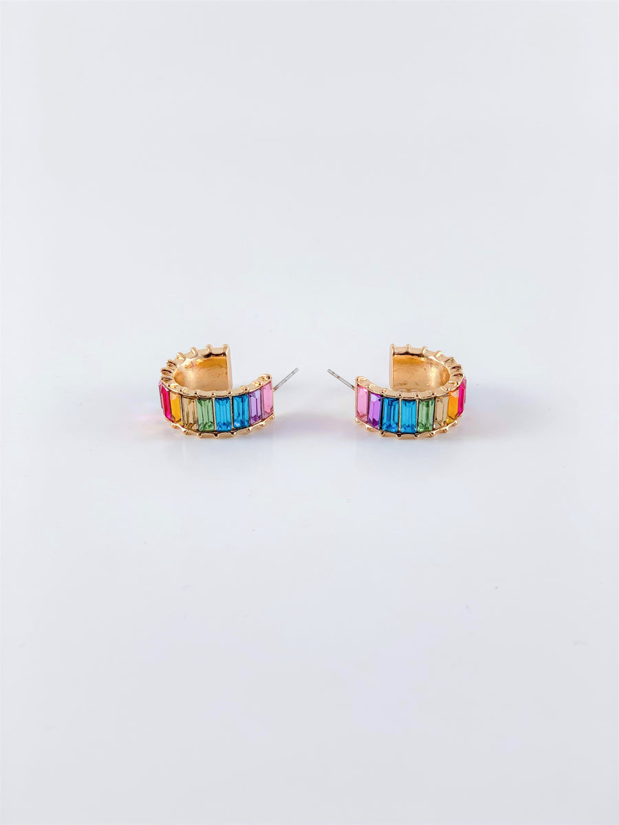Adina Hoop Earrings