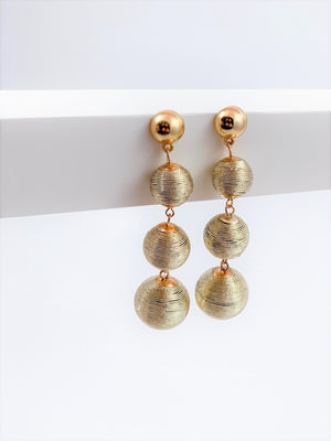 Cindy Drop Earrings