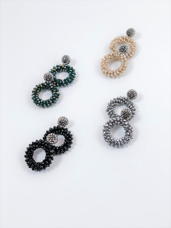 Sylvie Beaded Earrings