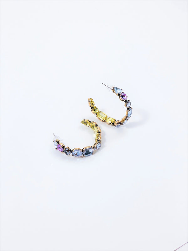 Rivky Hoop Earrings