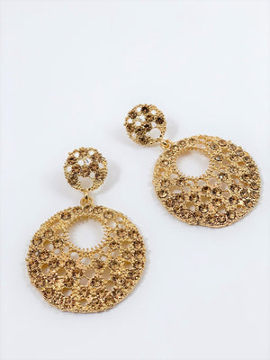 Sherry Hoop Earrings