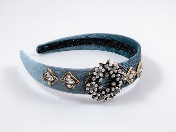 Lauren Jewelled Headband