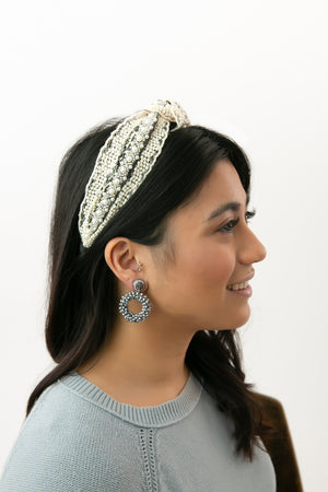 Rowan Knotted Headband