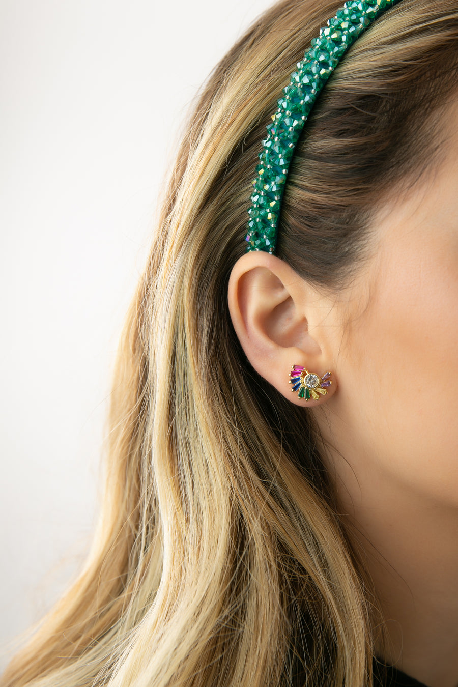 Tanya Studded Earrings