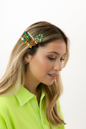 Lauren Hair Clip Set