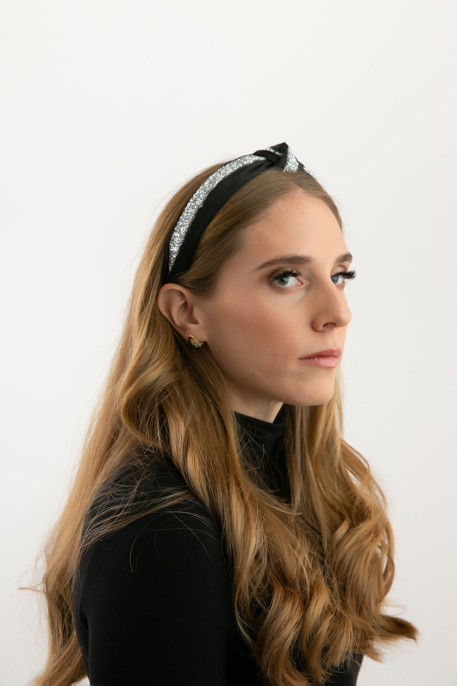 Salena Knotted Headband