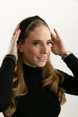 Caitlin Ribbed Headband