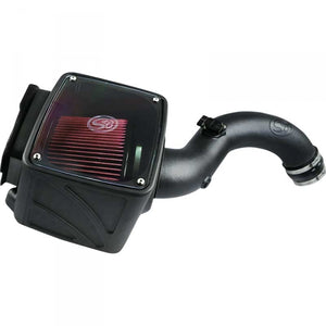 S&B FILTERS 75-5101 COLD AIR INTAKE (CLEANABLE FILTER)