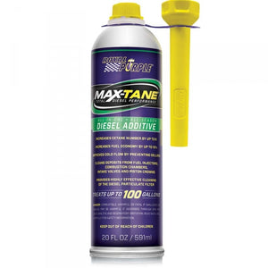 ROYAL PURPLE 11755 MAX-TANE FUEL SYSTEM CLEANER & CETANE BOOSTER
