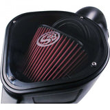 S&B FILTERS 75-5068 COLD AIR INTAKE KIT (CLEANABLE FILTER)