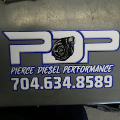 PDP Sticker