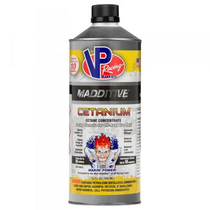 VP RACING FUELS 2865 CETANIUM CETANE ADDITIVE