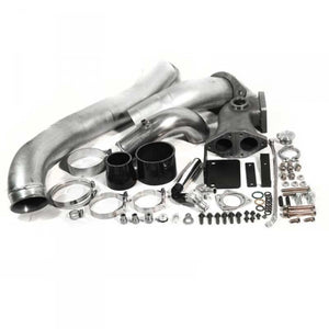 H&S MOTORSPORTS 342004-N SINGLE TURBO INSTALL KIT