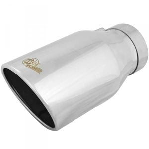 AFE 49T40604-P12 POLISHED EXHAUST TIP