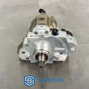 S&S DIESEL CUMMINS HIGH PRESSURE FUEL PUMP