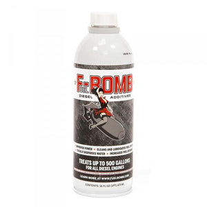 F-BOMB FB-001 DIESEL FUEL ADDITIVE BY FUEL BOMB