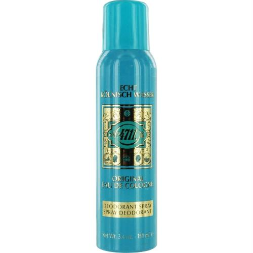 4711 By Muelhens Deodorant Spray 3.4 Oz