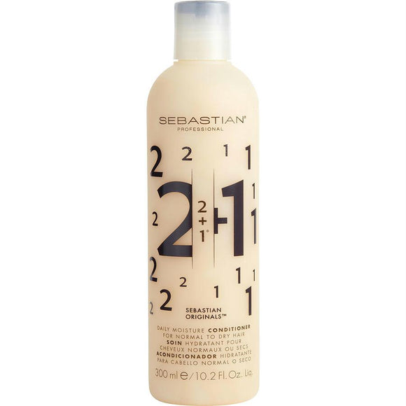2 + 1 Daily Moisture Conditioner 10.2 Oz