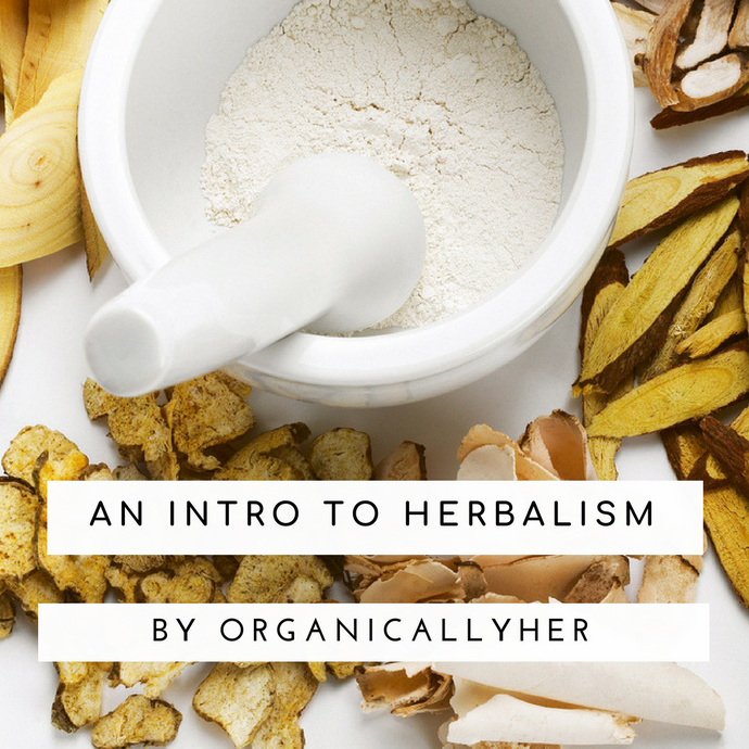 A Quick Introduction to Herbalism