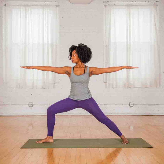 Online Yoga Streaming Service for People of Color