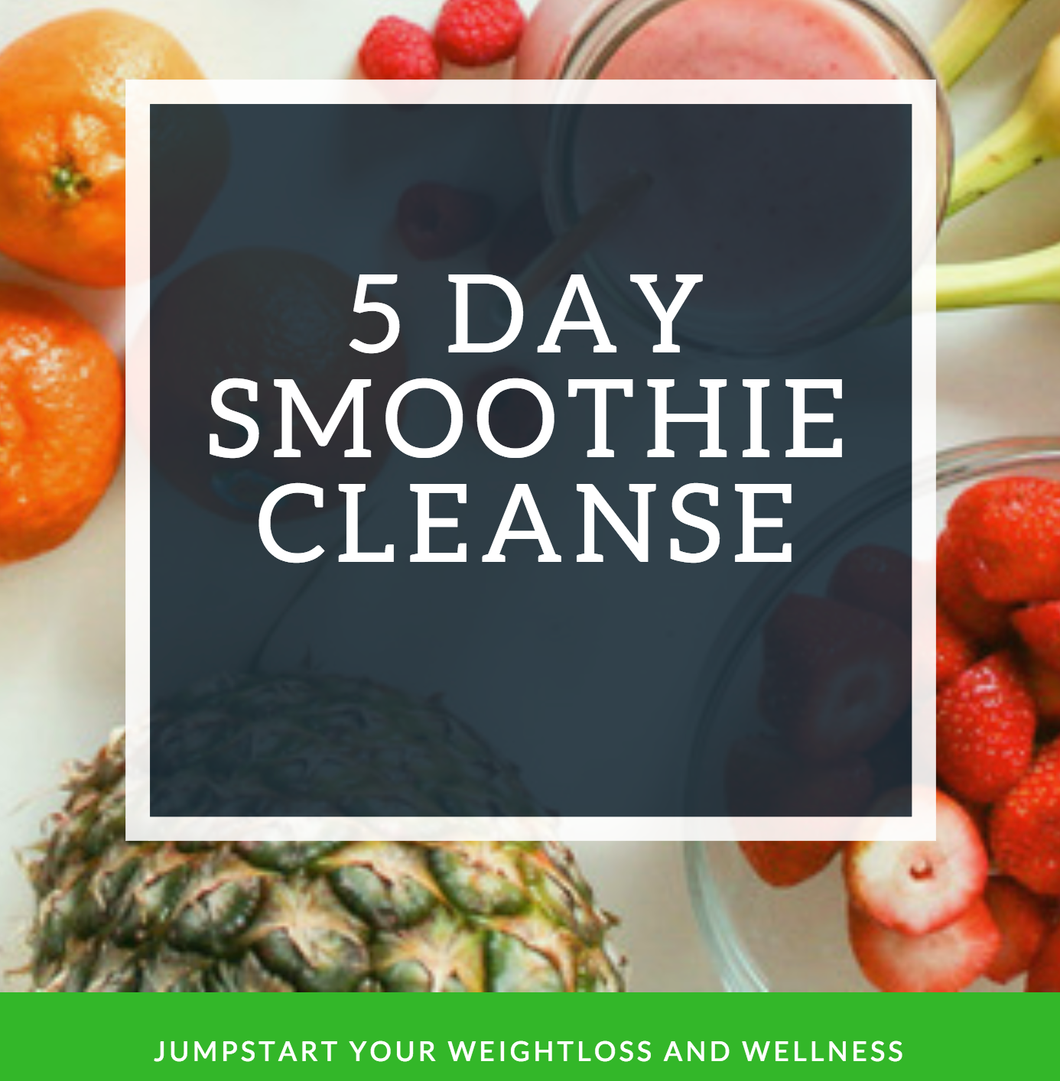 The 5 Day Smoothie Cleanse