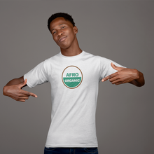 Load image into Gallery viewer, Unisex Afro Organic T-Shirt