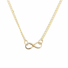 Load image into Gallery viewer, Positive Vibes Only: Infinite Love Necklace