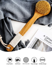 Load image into Gallery viewer, The Eco Pharmacy Body Detox Skin Brush