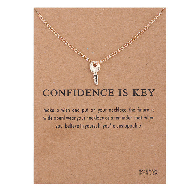 Positive Vibes Only: Confidence The Major Key