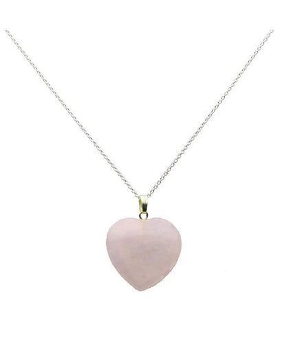 Healing Rose Quartz Necklace