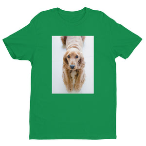 Short Sleeve Cocker Spaniel Tshirt
