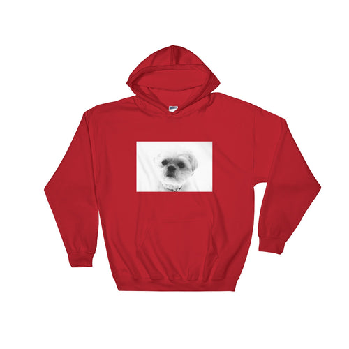 Hooded Shih Tzu Sweatshirt