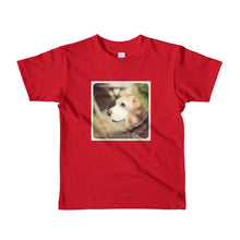 Load image into Gallery viewer, Short sleeve kids Beagle Tshirt