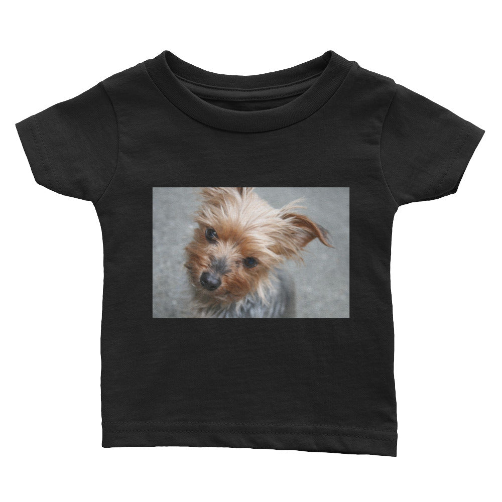Yorkshire Terrier Infant Tshirt