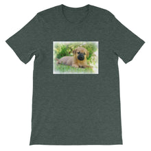Load image into Gallery viewer, Short-Sleeve Wild Puppy Unisex Tshirt